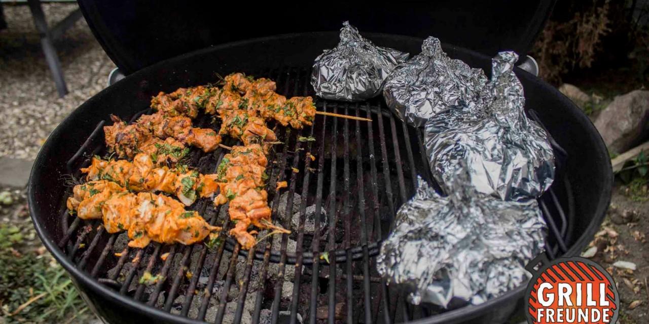 Harissa Lamm Kebab