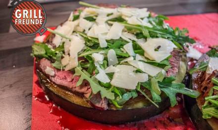 Beefmelon at Arugula