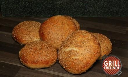 Sesam Buns von Jörn – BBQ aus Rheinhessen