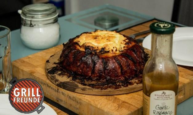 Camembert-Hackbraten
