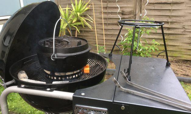 Dutch Oven Zubehör von CampMaid